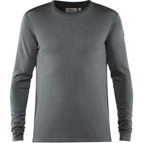 Fjällräven High Coast Lite Merino Strick Shirt Herren thunder grey